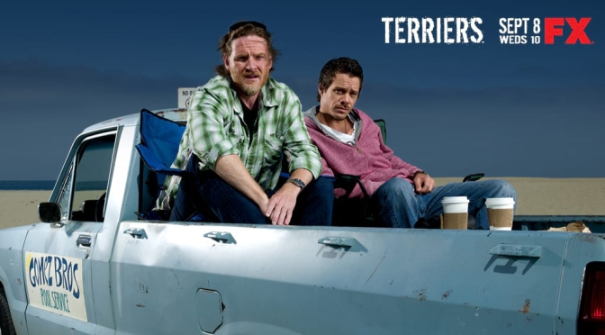 Series Finale of TERRIERS Tonight?