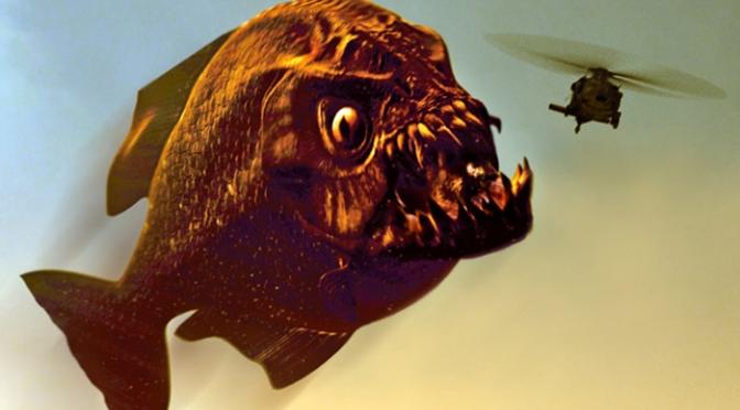 Craptastic Movie Reviews! – Mega Piranha