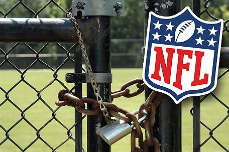 THE NFL LOCKOUT IS OVER!!!