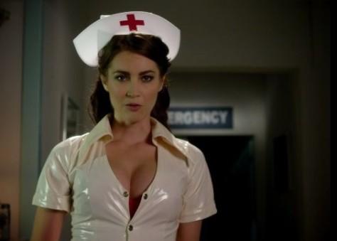 Femme Fatales - Nurse Lilith