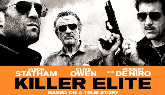 New Killer Elite Trailer: Statham, Owen, De Niro and The Scorpions Team Up