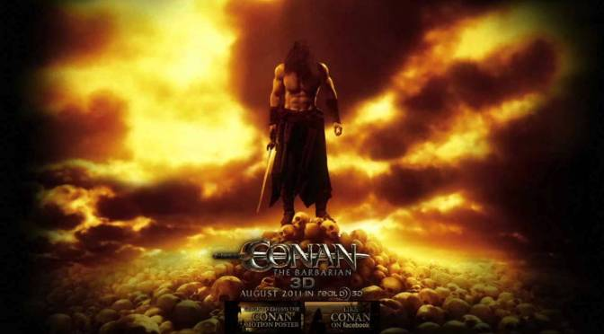 Grizzly Review: Conan the Barbarian