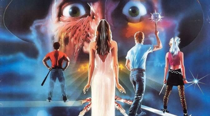 #29 – Countdown to Halloween: A NIGHTMARE ON ELM STREET 3: DREAM WARRIORS