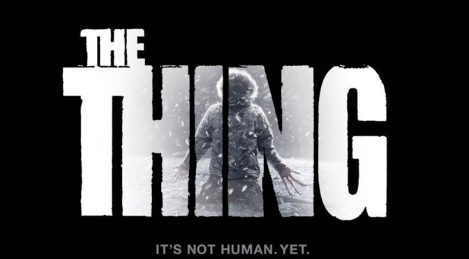 #19 – Countdown to Halloween: THE THING (2011)