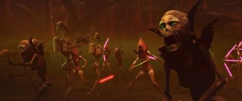 Clone Wars - Zombies
