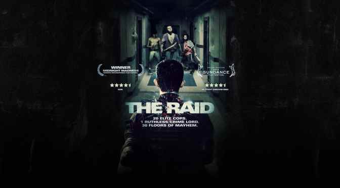 Grizzly Review: The Raid – Redemption