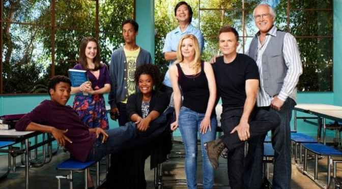 Dan Harmon returning to 'Community'