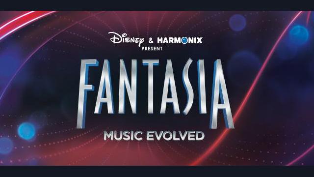 Harmonix Strikes Again With Innovative 'Fantasia: Music Evolved'