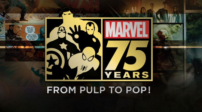Marvel: 75th Anniversary Special, Age of Ultron Footage, & Agent Carter