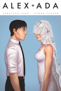 Alex Ada #1 Cover
