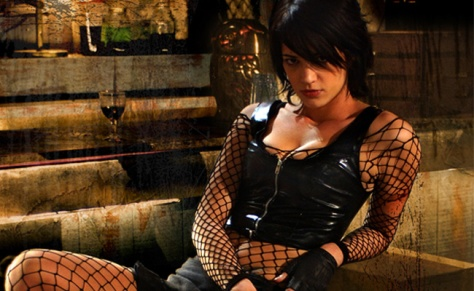 Asia Argento -Land of the Dead