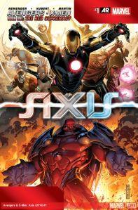 Avengers X-Men Axis #1