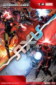 Avengers X-Men AXIS #2