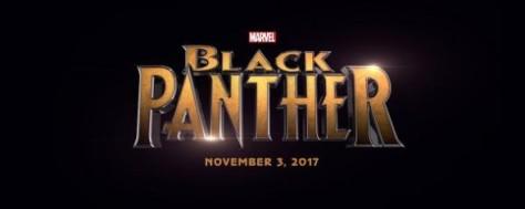 Black Panter Logo