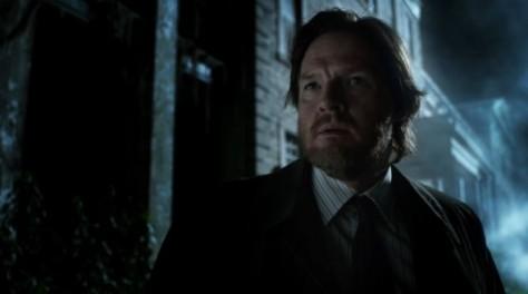 Donal Logue as Bullock - Gotham: Spirit of the Goat