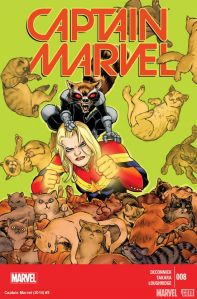 Captain Marvel #8