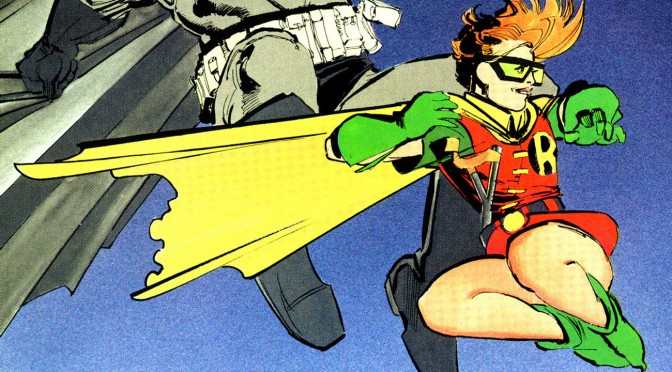 Female Robin Carrie Kelley Cast for Batman v Superman: Dawn of Justice?
