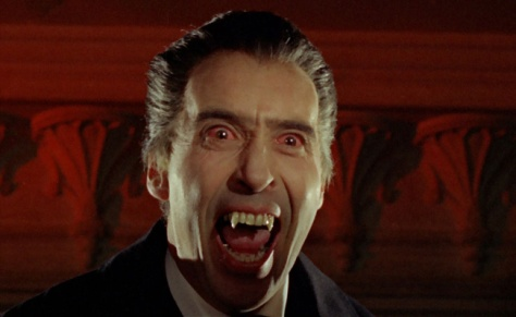 Christopher Lee - Dracula Prince of Darkness