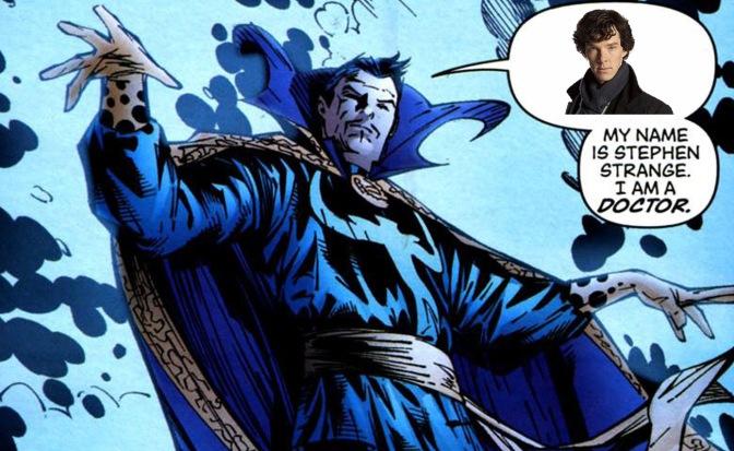 Doctor Strange: Nemesis, Teacher, and Possible Love Interest All Cast