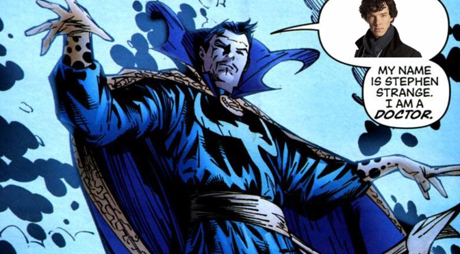 Doctor Strange: Nemesis, Teacher, and Possible Love Interest All Cast