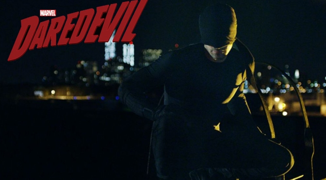 Marvel and Netflix Bring Daredevil To New York Comic Con