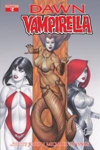 Dawn Vampirella #2