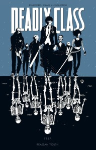 Deadly Class Vol 1 Cover