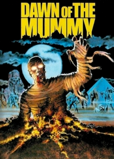 dvd cat zombie special dawn of the mummy