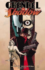 Grendel vs The Shadow #2