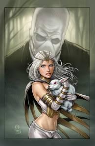 Grimm Fairy Tales Wonderland #28