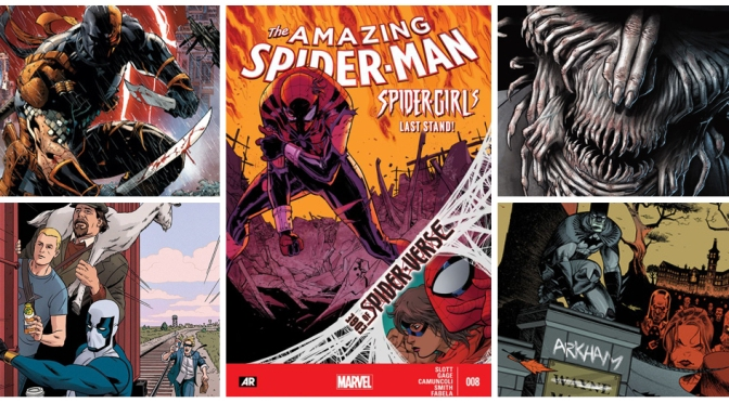 Grizzly Pullz: New Comics for the Week of 10/22/2014