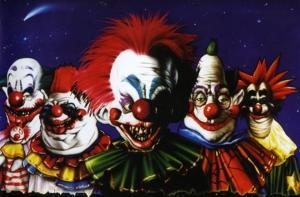halloween theme tunes killer klown