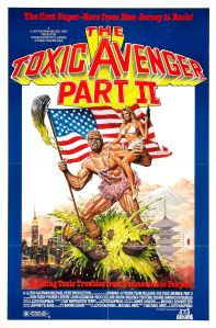 halloween theme tunes the toxic avenger 2