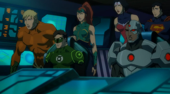 Justice League: Throne of Atlantis – Aquaman Owns New Trailer
