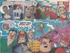 judge dredd rednose day