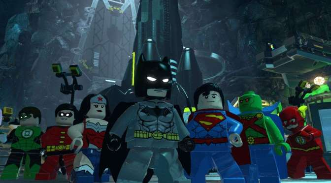 Check Out This Exclusive Clip from LEGO Batman: Be-Leaguered