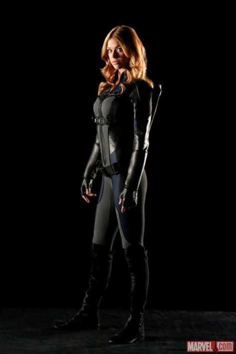 mockingbird-palicki - Agents of SHIELD
