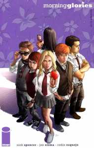 Morning Glories #1 cover