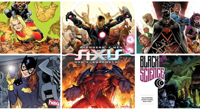 Grizzly Pullz: New Comics for the Week of 10/8/2014