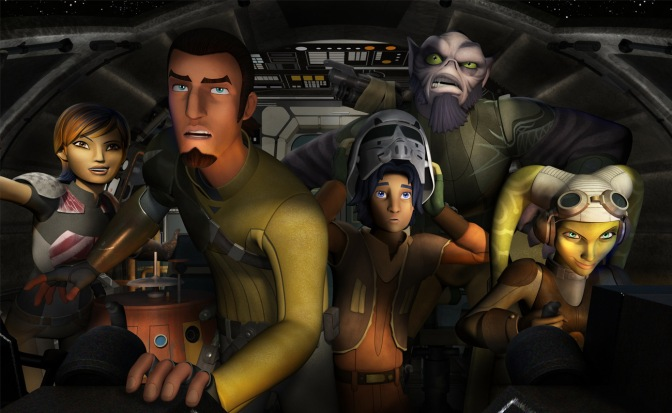 Star Wars: Rebels – New Disney Show Gives Fans What They Want