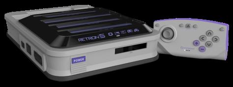 retroN 5 console 1