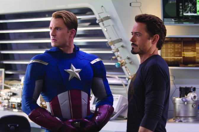 Robert Downey Jr. Re-Ups For Captain America 3