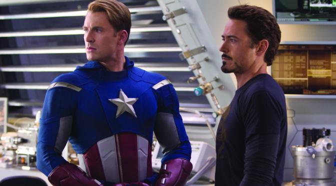 Robert Downey Jr. Re-Ups For Captain America 3