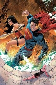 Superman Wonder Woman #12