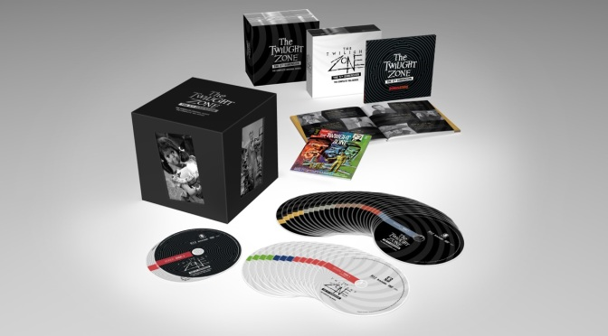 The Ultimate Twilight Zone Collectors Set