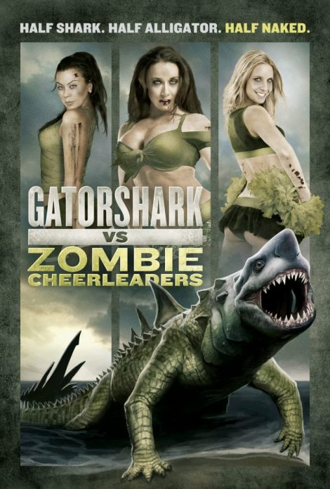 weird zombie movies gallery zombie cheerleaders