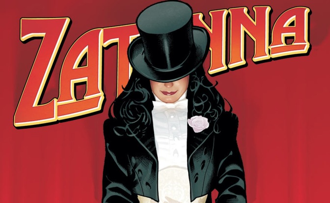 Zatanna: The Subject Of New Kickstarter Fan Film