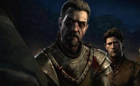 Telltale Game of Thrones Locke Jaime