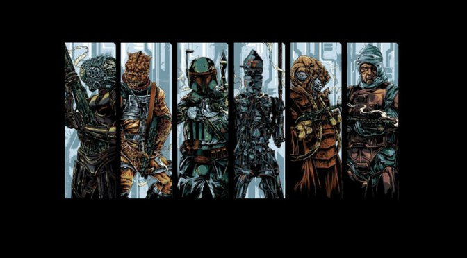 2016 Star Wars Spinoff Film Rumored to Focus on Bounty Hunters