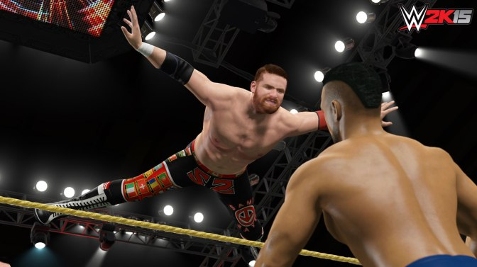 WWE 2K15 (Next-Gen) Review: A Disappointing Slouch in the Ring